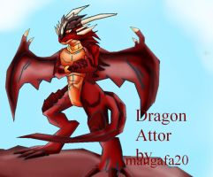 Dragon Attor by mangafa20
