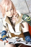 Lightning Cosplay - Forbidden weakness by Kawaii-Kioko