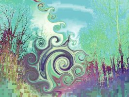 Swirls of Consciousness by Trippyrevelations13
