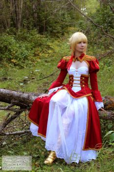 Cosplay - Saber Nero by Fylgjur