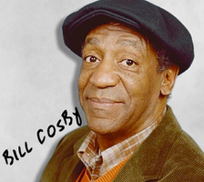 Bill Cosby (the God) by OMyGodZombies