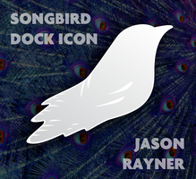 Songbird Icon - icns and png by jasonrayner