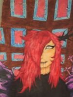 """""""Shadow"""" of Kage Chan by DarkerInfant"""