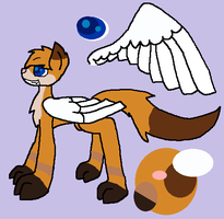 Kai Ref (for WolfHomeLuver98) by Vulpix150