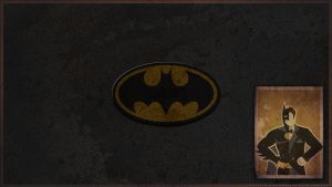 Batman Abstract by bbboz