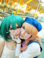 MF - Smile, Ranka by NamiWalker