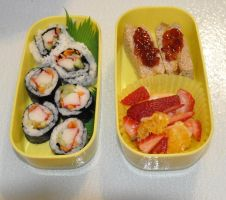 bento project: two by recklessFlailing