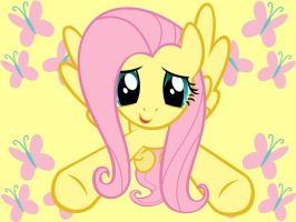 fluttershy wants hugs  too plz by neodarkwing