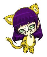 Little Cheetah by Frenchielover4ever