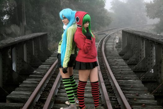Matryoshka: You and me, rendezvous? Rendezvous? by Distorted-Ai