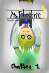 Ms.Electric [WebComic] Chapter #1. Cover by DoushinjiLuv