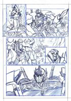 TRANSFORMERS:PRIME SAMPLE (PENCIL) by theCEOofDEATH