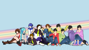 Youtube Channel Art by Shichi-4134