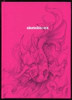 Sketchbook Cover001 [2009] by fydbac
