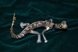 Brazed Lizard by RayMackenzie