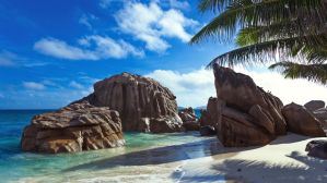 La Digue, Seychelles by fly10