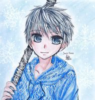Rise of the Guardians - Jack Frost by ivoryneva
