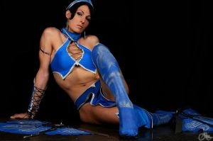 Kitana by VioletWitch666