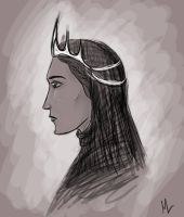 Young Queen by MimiTrammell