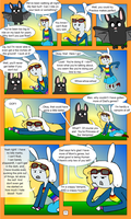 Adventure Time with Sunny and Thad Pg 11 by I-Am-Mrfette