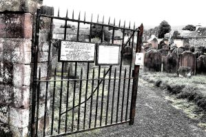 Moffat: Welcome Gate by basseca