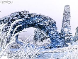 winter gate by Wintertale-eu