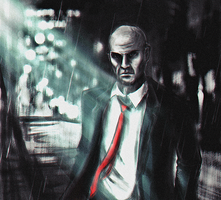 Hitman by Soul--Dragon