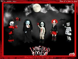 Living Dead Dolls Series 3 by blood-stained-hands