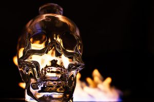 Crystal Head by AndersKarlsson