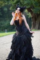 Black Bird 07 by KittyTheCat-Stock