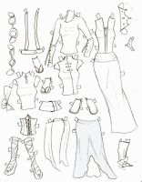 clothes page 5 by electricjesuscorpse
