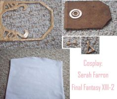 Serah Farron W.I.P by bluewolf319