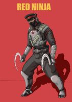 soviet assasin by TugoDoomER