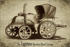 Leyshon Steam Carriage by zonefox