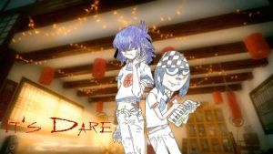 Its DARE by thenumba1spaz