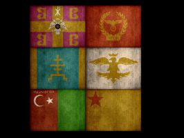 Maior Nation Flags by Lordnarunh