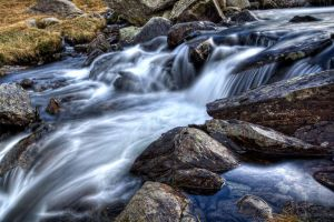 Flowing freely by CharmingPhotography