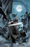 Jim Butcher's DRESDEN FILES : WAR CRY by CarlosGomezArtist