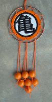 Dragon Ball Dream Catcher by RebelATS
