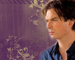 Damon S. wallpaper by Monia555