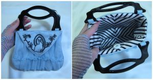 Alice Inspired Purse by Verdaera