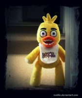 Five Nights At Freddy's - Chica by roobbo