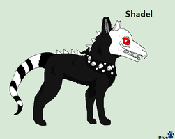 Shadel *REUPLOADED* by Hyperactive-Blue