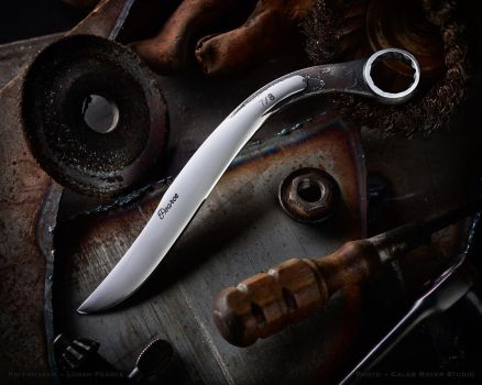 Pearce Wrench Knife by Logan-Pearce