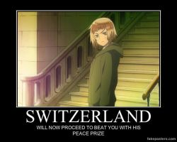 Switzerland's Peace Prize by AnimeBlaze59