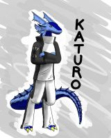 Ice Dragon Katuro by Katuro