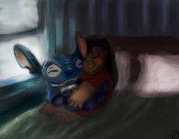 Lilo And Stich: Ohana by mrcallaghan1986