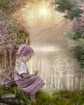 A moment for myself by CindysArt