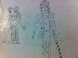 Old drawing 3 by ayaj05