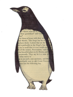 Penguin by beaulivres